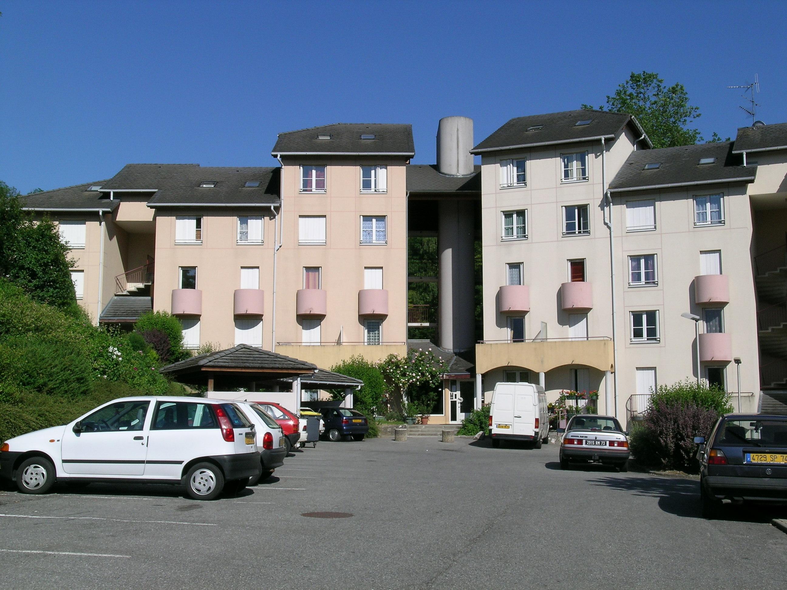 Nos logements étudiants en location  Chambery